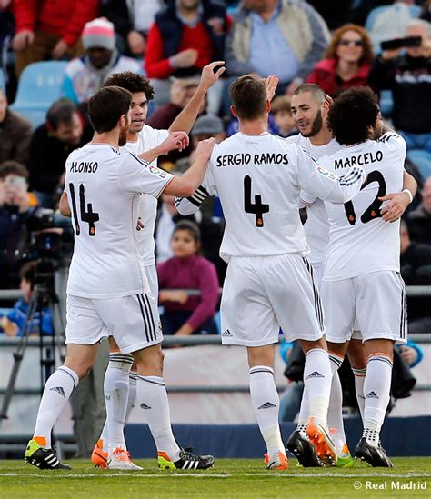 imagenes real madrid 2014 galer 237 a getafe real madrid 2013 2014 fotos real