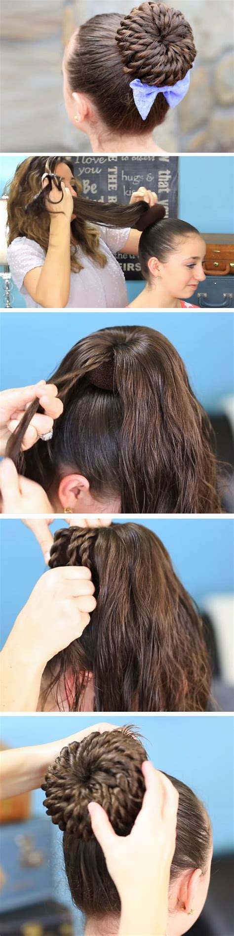15 easy diy prom hairstyles for medium hair the hackster