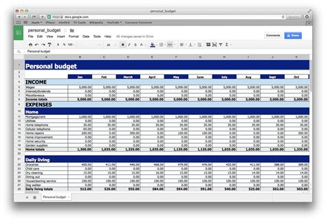 Spreadsheet Software Free by Spreadsheet Software Linux Spreadsheet Software