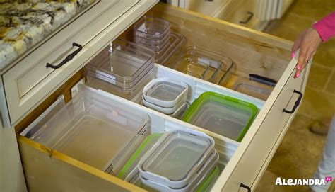 organizing kitchen cabinets and drawers how to organize a deep kitchen drawer