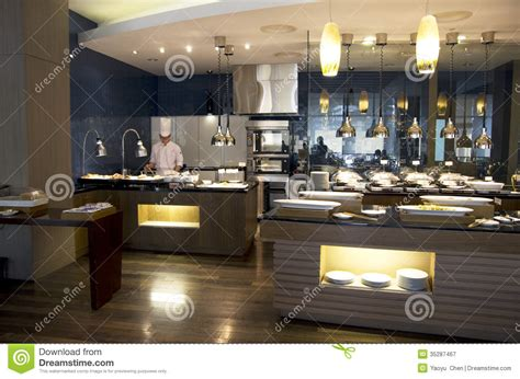 buffet design luxury buffet restaurant editorial photography image of