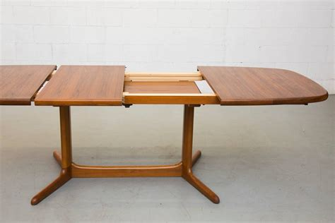 dining room tables with extension leaves niels moller dining table with extension leaves at 1stdibs