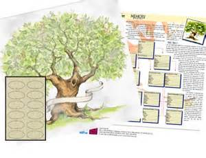 decorative family tree template decorative family tree chart