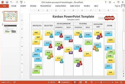 Best Kanban Software And Templates For Business Kanban Templates Free