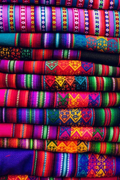 beautiful fabrics brilliant peruvian typical textile designs fabrics