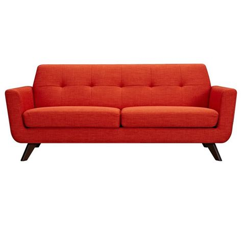 dania ottoman 1000 ideas about orange sofa on pinterest sectional