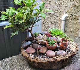 jardin en pot pour le balcon cr 233 ez un paradis miniature