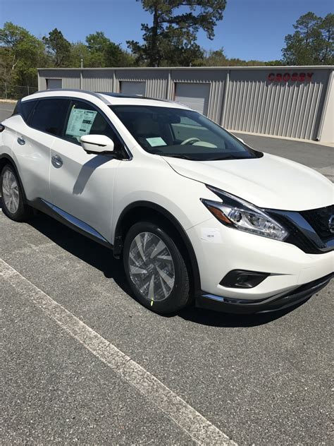 nissan car 2017 2017 nissan murano overview cargurus