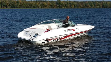 caravelle boats canada caravelle interceptor 232 boat for sale from usa