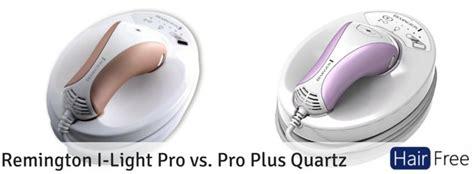 Remington I Light Pro by Remington I Light Pro Vs Pro Plus Quartz