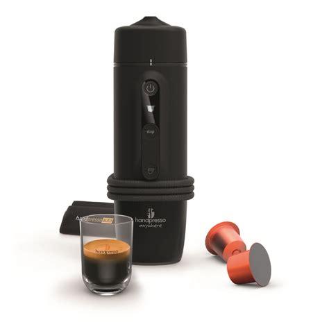 Handpresso Auto by Handpresso Auto Capsule 20 Gratis Capsules Handpresso