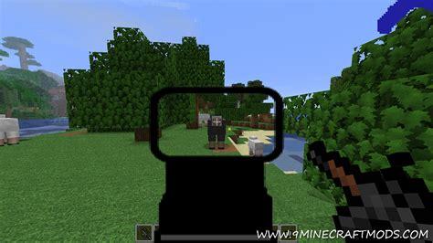mods in minecraft guns ferullo s guns mod download for minecraft 1 6 2