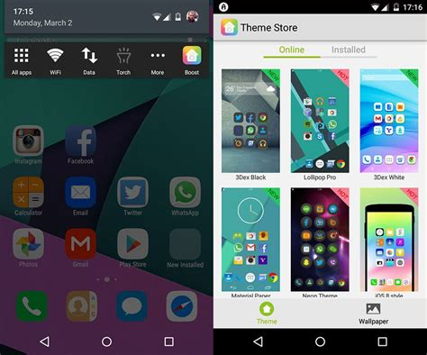 themes for android uptodown how to turn your android into an iphone