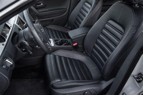 2014 Volkswagen Cc Interior by 2014 Volkswagen Cc R Line Interior Seats Photo 9