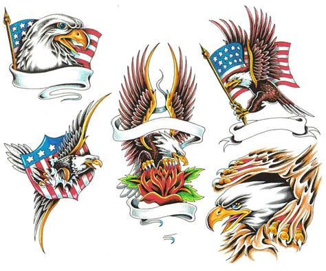 eagles tattoos designs attraction of eagle tattoos designs best tattoos designs