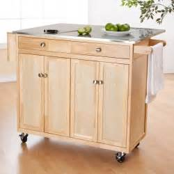 island carts:  kitchen island with optional stools islands and kitchen carts