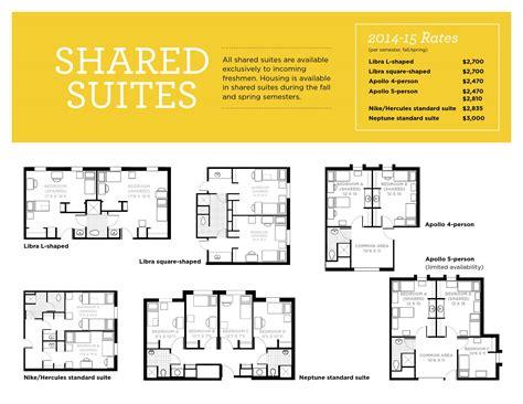 uf dorms floor plans issuu ucf housing floor plans 2014 15 by university of