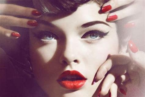 imagenes pin up maquillaje maquillaje pin up para morenas trucos perfectos fotos