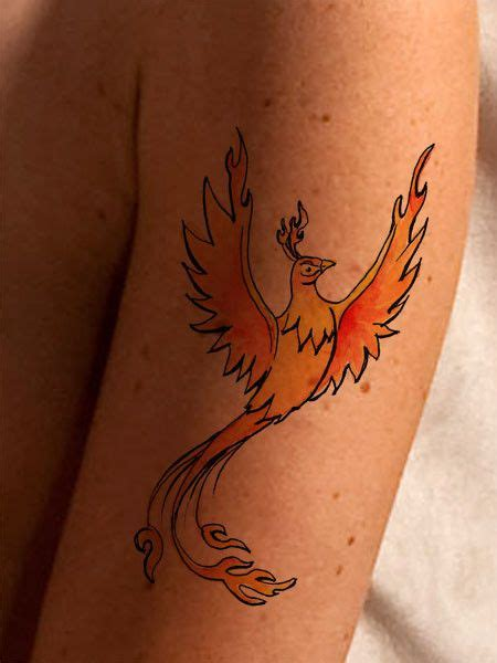 rebirth tattoos best 25 rising ideas on