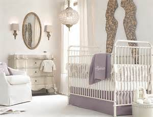 Baby Room Decorating Ideas Soft Lavender Relaxing Baby Girl Room Baby Room Ideas