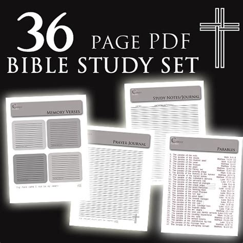 printable bible journal pages 5 best images of printable bible study journal free