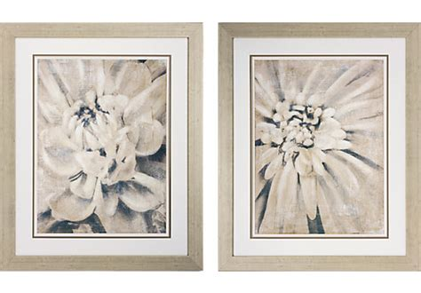 Glam Wall Decor by Glam Plan Set Of 2 Artwork Wall Decor