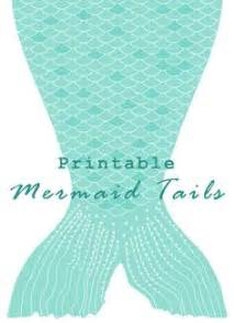 Pin The On The Mermaid Template by Mermaid Template For Invitation Search