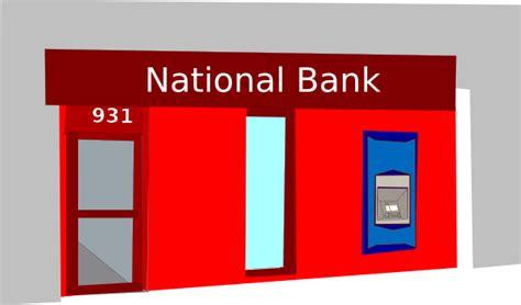 k h e bank bank clip at clker vector clip