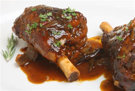 Worlds Best Kitchen Knives Sous Vide Spiced Lamb Shank Recipe By Sousvidetools Com