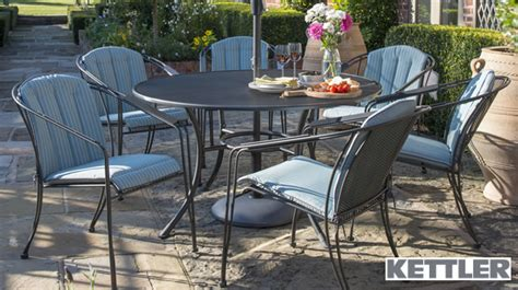 Kettler Outdoor Furniture by Kettler Metal Garden Furniture Garden Furniture World