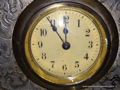 orologi da tavolo antichi vendita antichit 224 il tempo ritrovato antiquariato e restauro