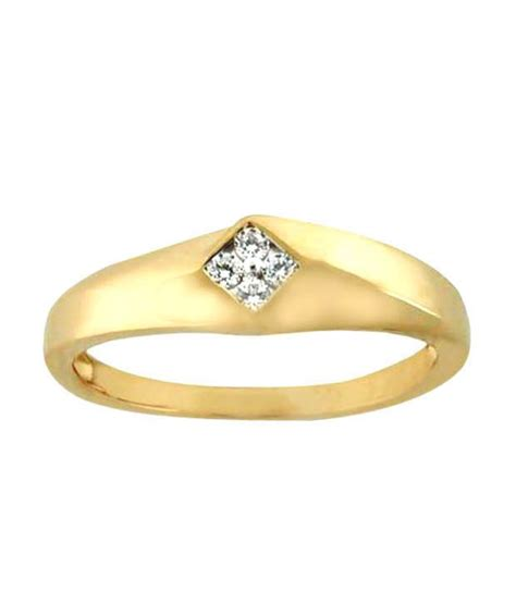 unique solitaire pressure set ring buy unique