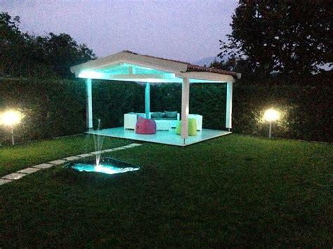 illuminazione per gazebo in legno illuminazione gazebo legno gazebo in legno foto design mag