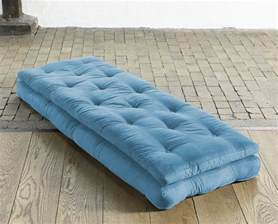 fresh futon buckle up a mattress that rolls up into a