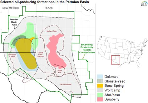 Admissions Mba Of Permian Basin by Six Formations Are Responsible For Surge In Permian Basin