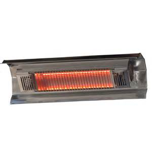 Mounted Patio Heaters Infrared Wall Mount Patio Heater Stainless Steel 690730021101 Ebay