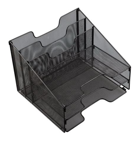 wire mesh desk organizer wire mesh desk organizer whitevan
