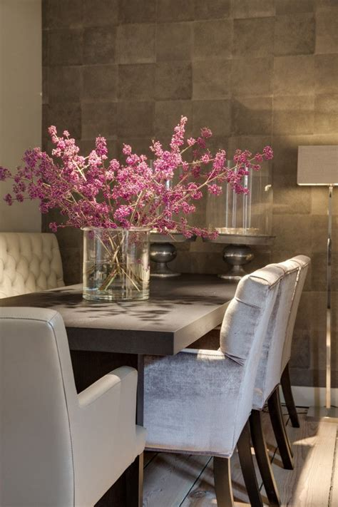 dining room table arrangements 25 best ideas about dining table centerpieces on