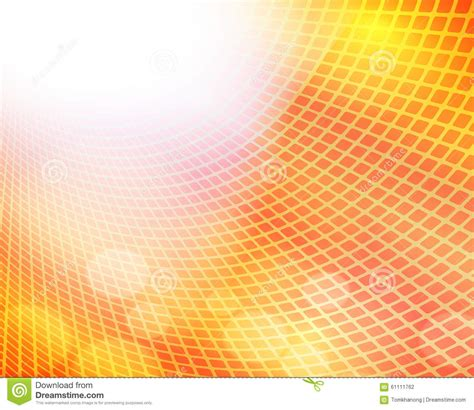 what is the best color square glow light yellow color background stock vector