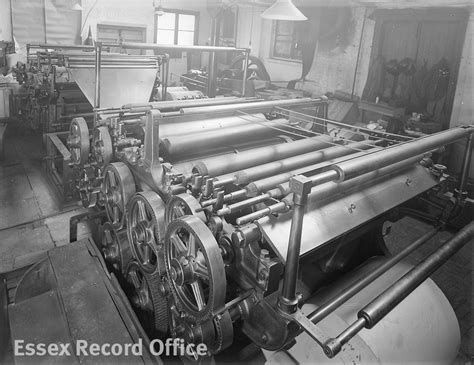 Essex Records The Of The Essex Record Office The Storehouse Of Essex History Page 5