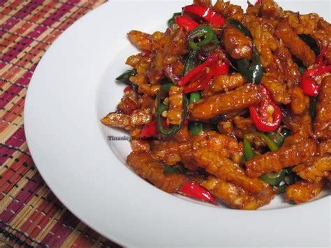 Tempe Murni Sehat Nikmat resep menu sahur enak rcs