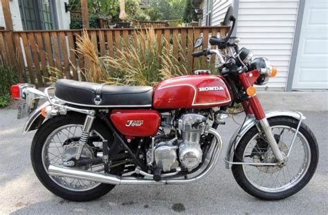 1973 honda cb350 four 2 year only motorcycle lot t243 1973 honda cb350f cb 350 motorcycle runner for sale on