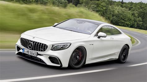 mercedes s amg coupe mercedes s class coupe reveals its frankfurt facelift