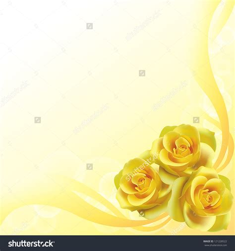 Wedding Background Design Yellow yellow bouquet clipart 67
