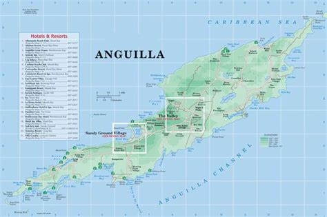 anguilla world map anguilla map map all maps of the world