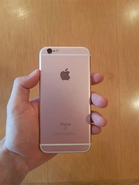 original iphone 6s de 64gb rosado rosa libre s 1 400 00 en mercado libre