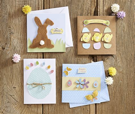 easter cards to make easy easter cards part one hobbycraft