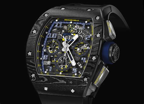watches by sjx richard mille introduces the rm 056 and rm 011 felipe massa 10th anniversary
