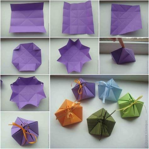 Origami Present Ideas - origami de no 235 l 6 id 233 es avec des de pliage