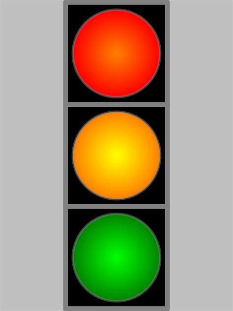 Clipart Smil Animation Verkehrslichtsignalanlage Animated Traffic Light